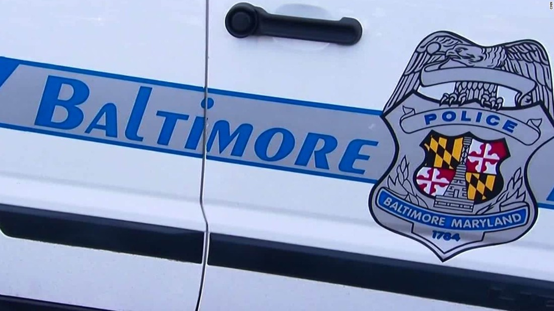 Early morning shooting at Baltimore methadone clinic leaves two dead, police officer wounded