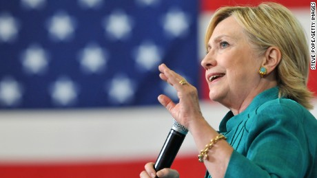 Hillary Clinton must explain exactly what she's fighting for