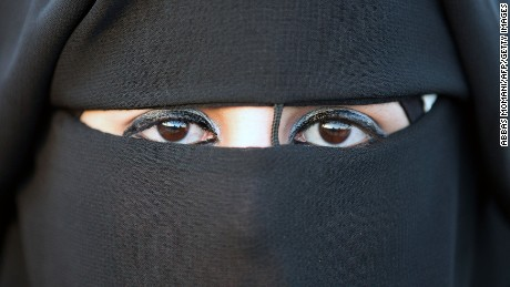 Bill 62  affects whether Muslim women could wear religious face covering such as a niqab or burqa on government jobs or when they appear in-person for government services.