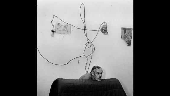 Head Below Wires, 1999.