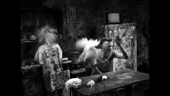 Flying Chicken, 2012.