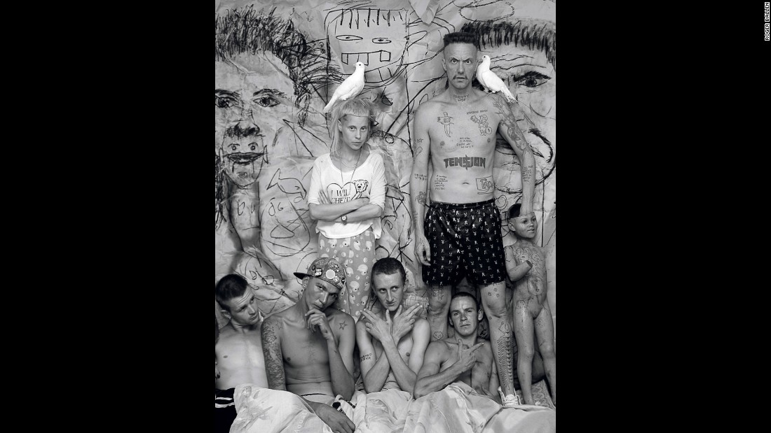 Die Antwoord, New Year's Eve, 2012.