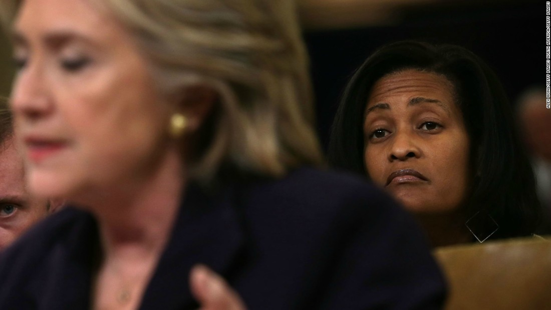 Cheryl Mills in hacked email: Need to 'clean up' Obama answer on