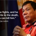 Rodrigo Duterte quote 11
