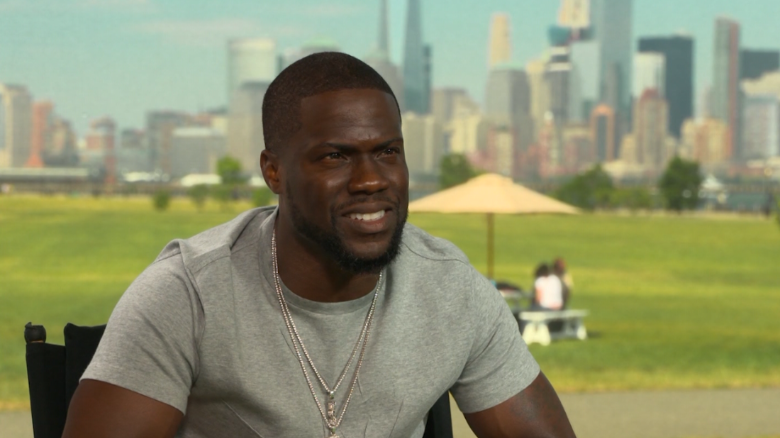 Kevin Hart wants 'world domination'