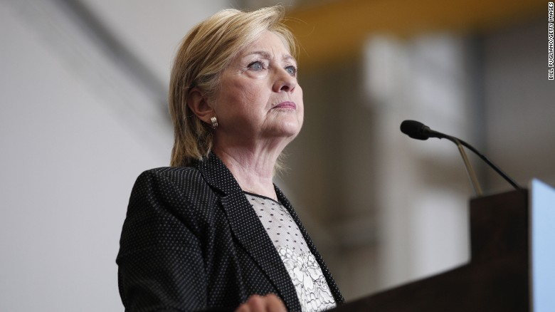 Wikileaks posts apparent Clinton Wall St. speeches