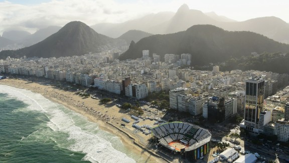 With these Games taking place in South America for the first time, Africa remains the only populated continent never to have hosted the Olympics.