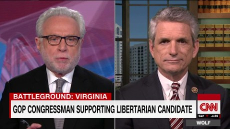 wolf intv rigell supports libertarian candidate not trump _00002115