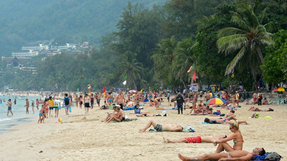 11. Phuket: Situated on Phuket Island in Thailand, Phuket remains a hit with tourists, with a 14% growth forecast for 2017.
