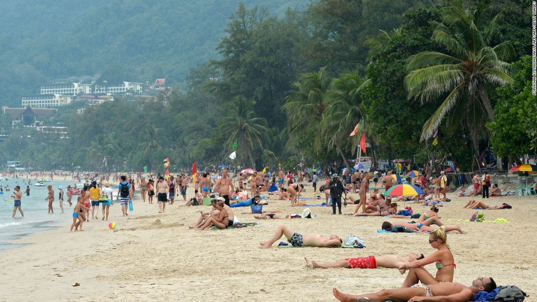 <strong>11. Phuket:</strong> Situated on Phuket Island in Thailand, Phuket remains a hit with tourists, with a 14% growth forecast for 2017.