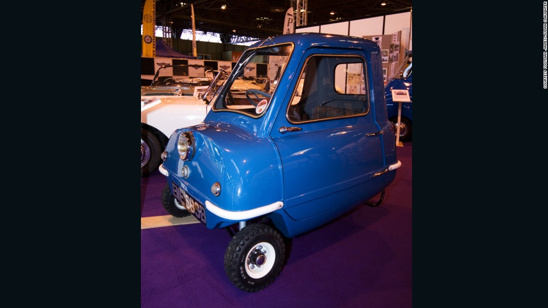 The world\'s smallest cars are amazing feats of design and ...