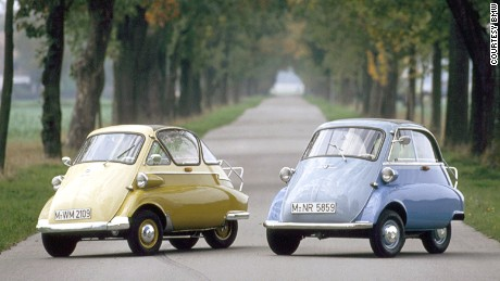 The World S Smallest Cars Are Amazing Feats Of Design And