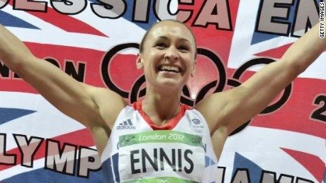 jessica ennis hill heptathlon success intv_00000704