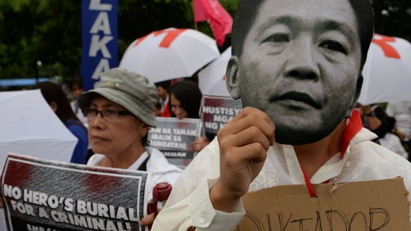 President Rodrigo Duterte's penchant for hard line tactics, which have created an uptick in violent vigilante killings across the country, has some recalling dark days under Marcos.