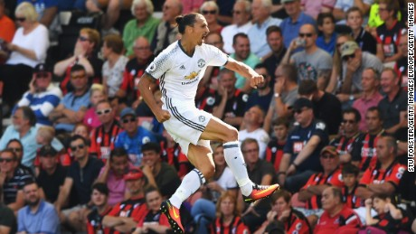 Ibrahimovic will join LA Galaxy after Manchester United agreed to terminate his contract early.