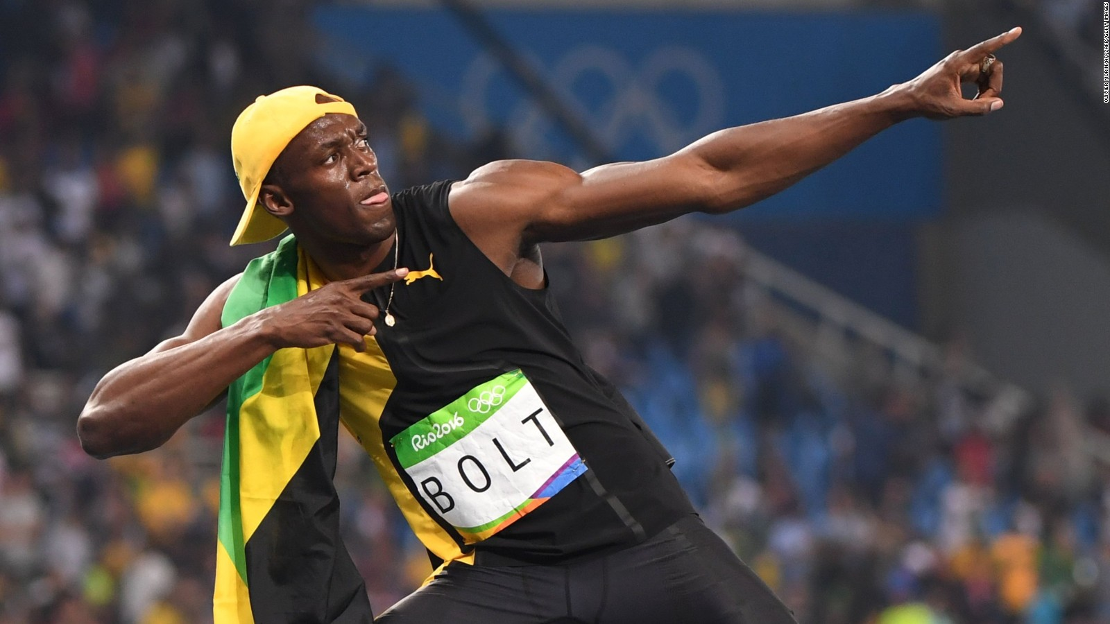 Usain Bolt Whats It Like Being The Olympic Champions Best Friend
