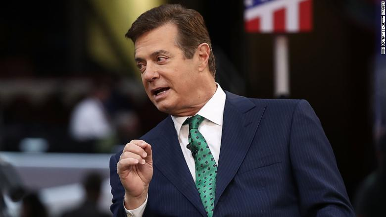 Paul Manafort's Russia connections