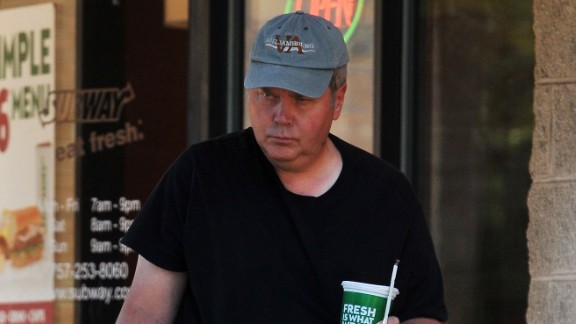 EXCLUSIVE: **NO NEW YORK NEWSPAPERS NO WEB UNTIL 4pm EST Monday August 15, 2016**  John Hinckley seen grabbing subway in Williamsburg, VA for the first time since his permanent release from St. Elizabeths hospital in Washington, DC. John Hinckley drove his car to the local subway accompanied by his mother in the passenger seat. <P>Pictured: John Hinckley <B>Ref: SPL1333904  150816   EXCLUSIVE</B><BR/>Picture by: Todd DC / Splash News<BR/></P><P><B>Splash News and Pictures</B><BR/>Los Angeles:310-821-2666<BR/>New York:212-619-2666<BR/>London:870-934-2666<BR/>photodesk@splashnews.com<BR/></P>
