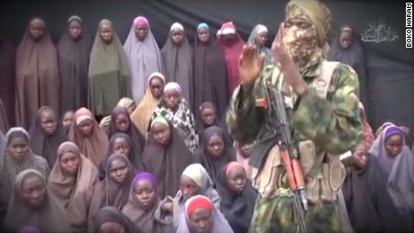 mother gains hope from new boko haram video elbagir pkg_00003926