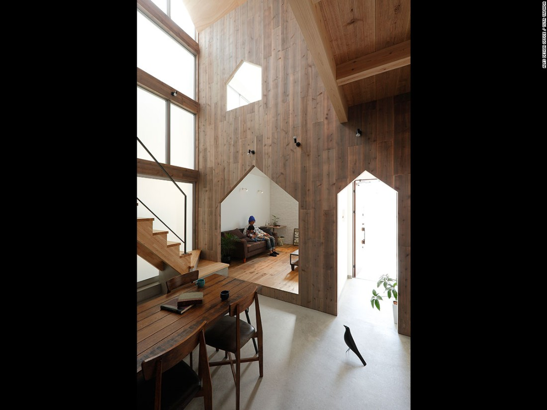 Tight Squeeze: Japanu0027s Coolest Micro Homes   CNN Style