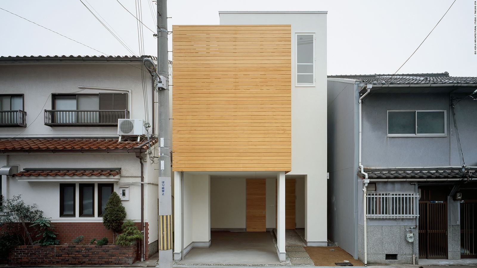 Tight Squeeze Japan S Coolest Micro Homes Cnn Style