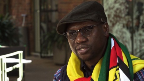 He led a popular uprising against Mugabe. Now he says life is more brutal than ever for Zimbabweans
