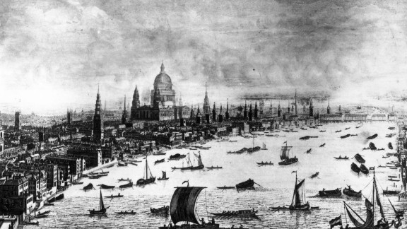 Prior to the 20th century, London