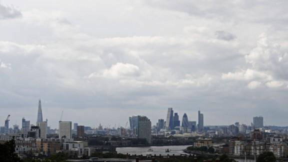 The majority of London