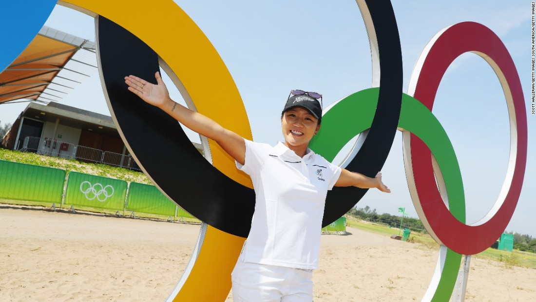 The Kiwi went on to secure the silver medal, finishing second behind South Korea's Inbee Park -- a moment she calls a career highlight, alongside her two majors.