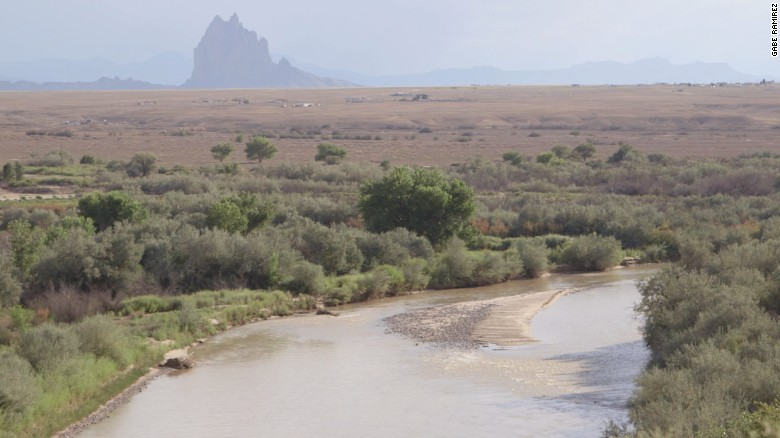 Navajo Nation sues EPA over 2015 mine spill