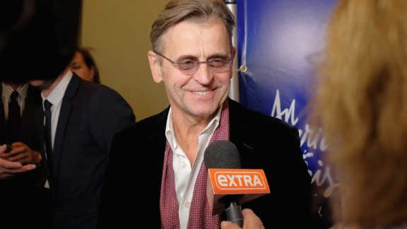 """Choreographer Mikhail Baryshnikov attends """"An American In Paris"""" Broadway opening night at Palace Theatre on April 12, 2015 in New York City."""
