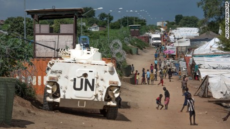 UN commander fired over peacekeepers' response in South Sudan