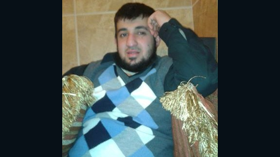 Lebanon detainee Ahmed Trad is being held at the Manus center.