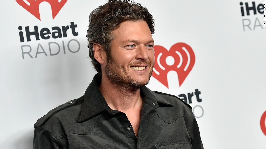 "Country star Blake Shelton is People's 2017 ""Sexiest Man Alive."" He joins this illustrious list of past honorees..."