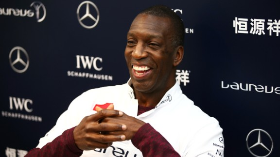 In Atlanta in 1996, sprinter Michael Johnson became the only man to win the gold medal in both 200 meters and 400 meters in one Olympiad. In 2007, Johnson opened Michael Johnson Performance, which provides training and support services for amateur and professional athletes. He serves as a BBC commentator for the Rio Olympic Games.