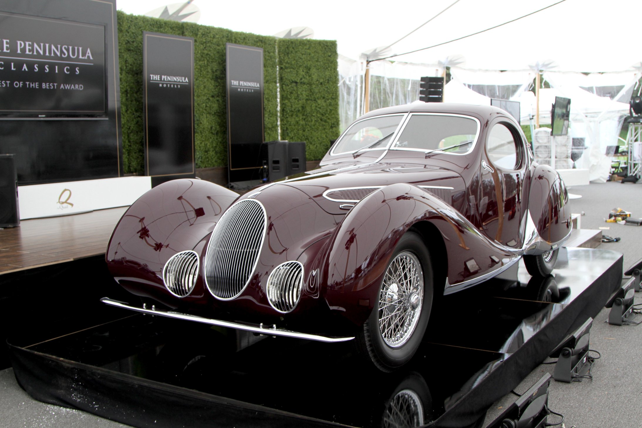 Pebble Beach: \'Most exceptional\' classic car unveiled - CNN Style