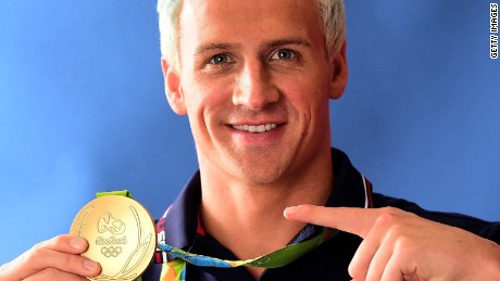Ryan Lochte apologizes for behavior in Rio