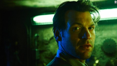"Corey Stoll stars in the FX series ""The Strain"""