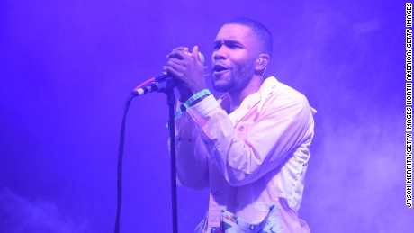 Frank Ocean did not submit his album for Grammy consideration.