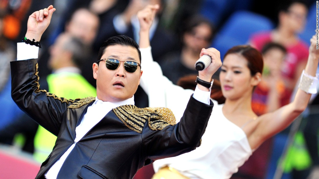 "Korean pop artist Park Jae Sang -- popularly known as ""PSY"" -- helped propel K-pop's popularity around the world with his global smash hit ""Gangnam Style""."