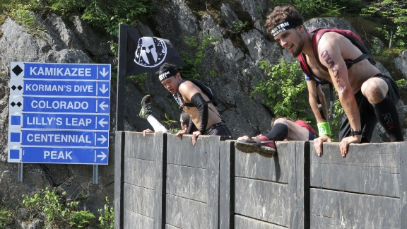 Spartan races include a Sprint (at least 3 miles and 20 obstacles), Super (8 or more miles and at least 25 obstacles), Beast (12-plus miles, 30-plus obstacles) and Ultra Beasts (double the numbers of the Beast).