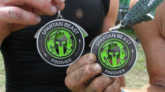Of the 444 competitors at the Quebec Ultra Beast, only 68 crossed the finish line.