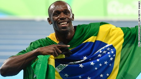 Usain Bolt: The greatest athlete of all time?