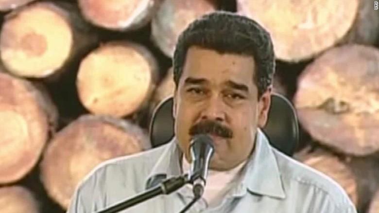 Venezuelan leader issues threat to opposition