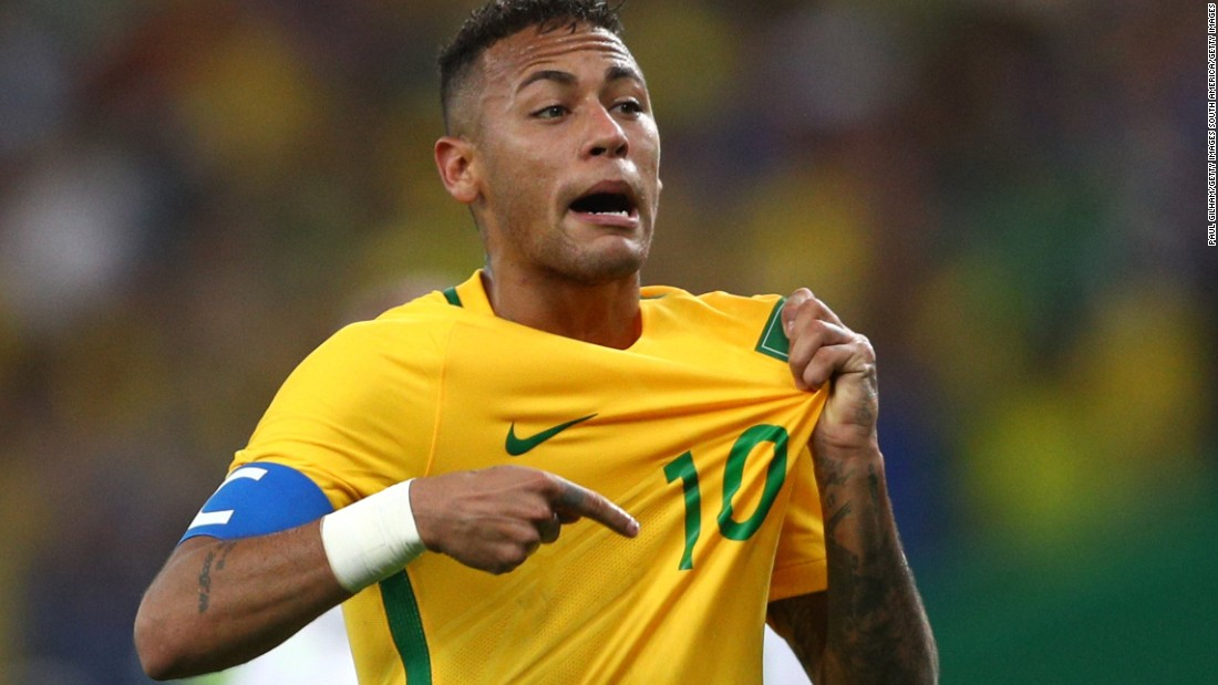 Olympics Brazil Wins Soccer Gold Beats Germany Cnn