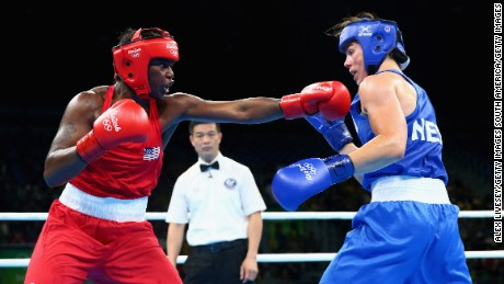 Twotime Olympic Boxing Champion Turns Pro CNN Video - Olympic boxing schedule