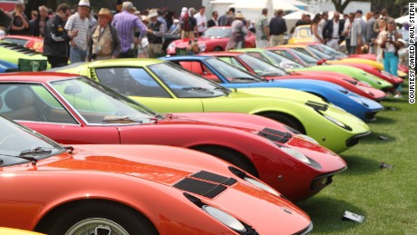 The Lamborghini Miura Conquers The Bullring