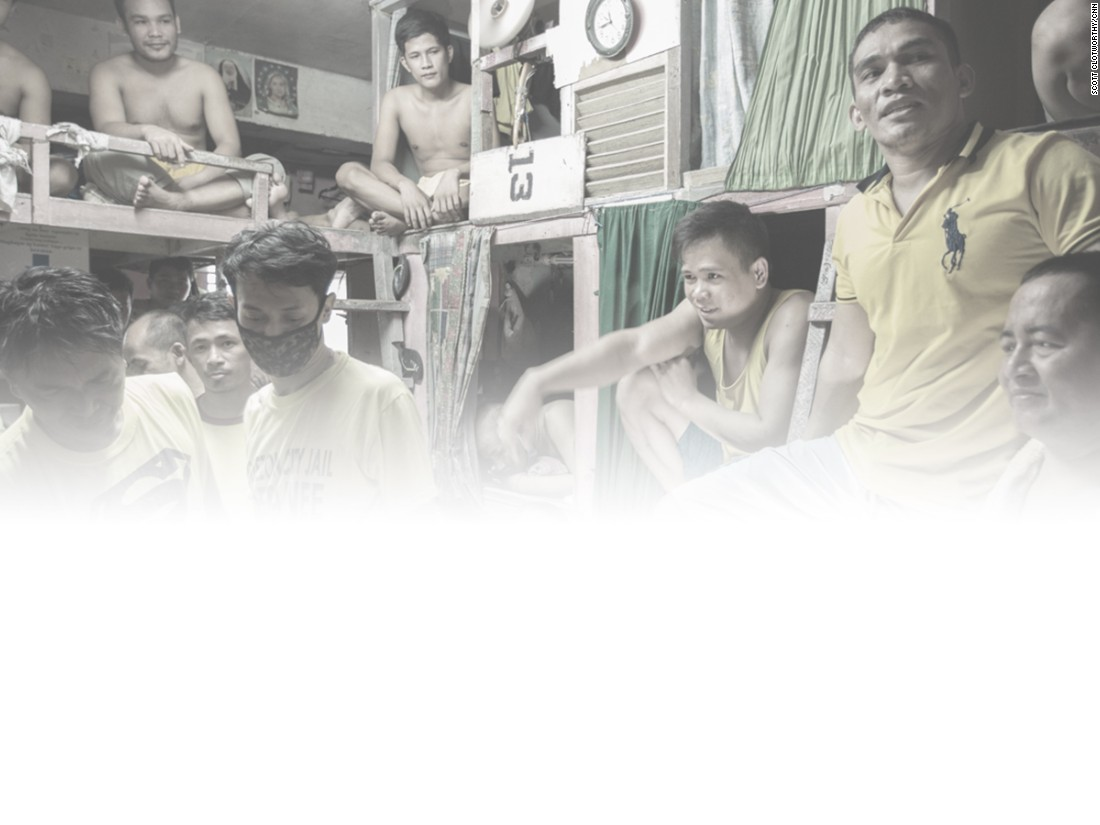 Quezon City Jail: Life inside the Philippines' most