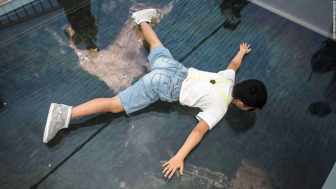 chinas record breaking glass bridge closes cnn travel - Zhangjiajie Glass Bridge