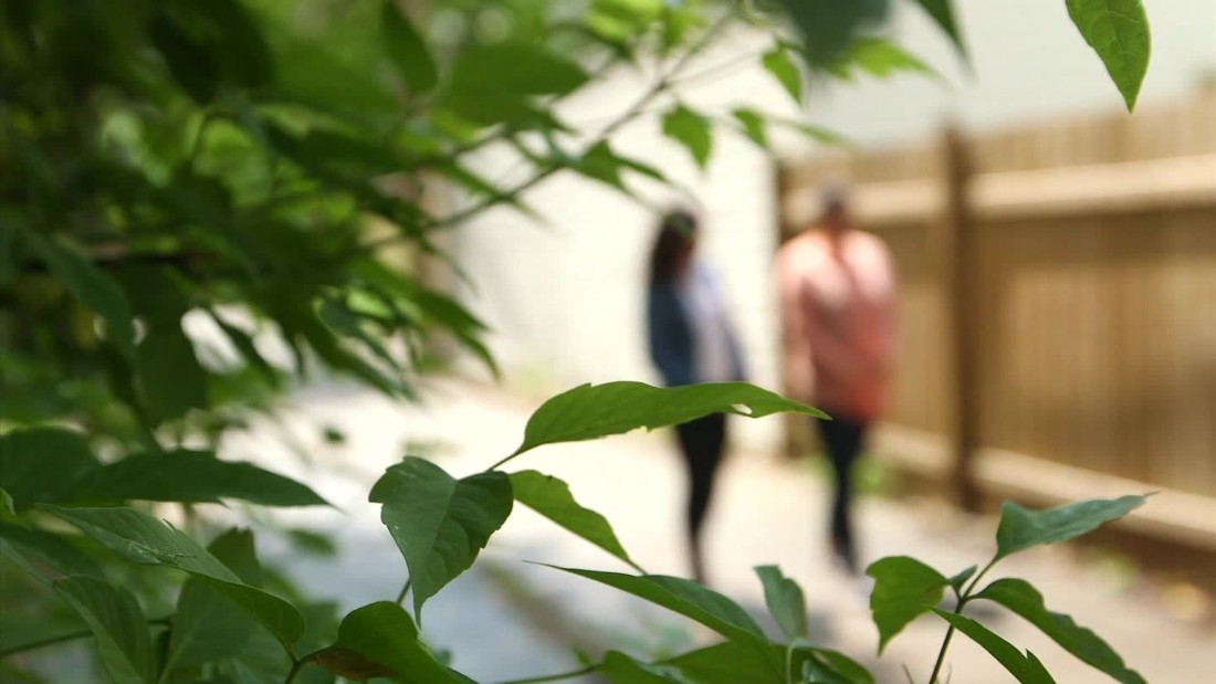 Survivor Overcomes Her Sex Trafficking Past - Cnn Video-3924
